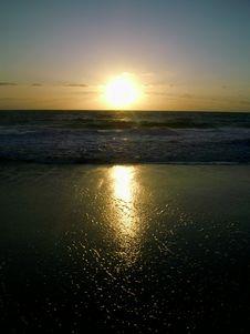 Free Indian Sunset Stock Image - 2430581