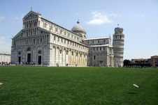 Free Leaning Tower Of Pisa, Italy Royalty Free Stock Photos - 2430728
