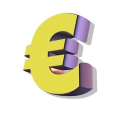 Free Euro Sign Stock Images - 2433354