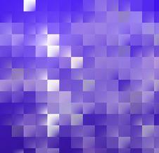 Free Blue Mosaic BG Royalty Free Stock Photography - 2433437
