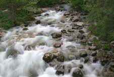 Free White River Royalty Free Stock Image - 2433486
