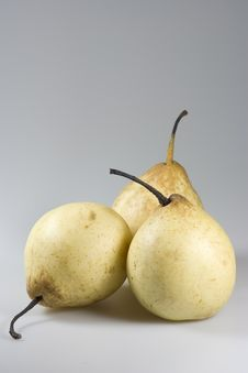 Free Chinese Pears Royalty Free Stock Photography - 2434247
