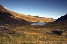 Free Llyn Ogwen Stock Photography - 2434522