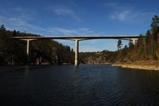 Free High Bridge Stock Photo - 2434590