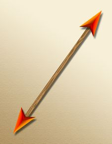 Free Directional Arrows Icon Royalty Free Stock Images - 2435739