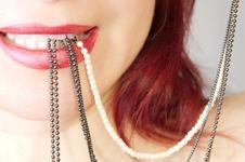 Free Beads Royalty Free Stock Image - 2436926