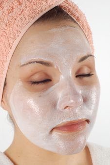 Free Beauty Mask 21 Royalty Free Stock Image - 2437866