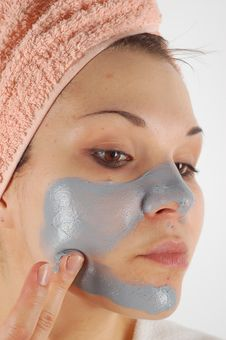 Free Beauty Mask 21 Royalty Free Stock Photos - 2437898