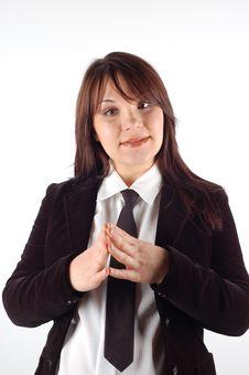 Free Businesswoman 21 Stock Image - 2438181