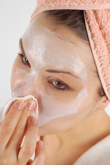 Free Beauty Mask 21 Royalty Free Stock Photos - 2438188
