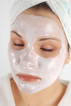 Free Beauty Mask 21 Stock Photo - 2438190