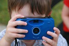 Free Budding Photographer Stock Images - 2438694