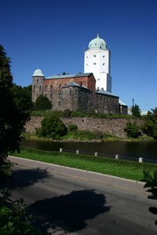 Free Medieval Castle Of Vyborg, Rus Stock Photography - 2439692
