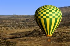 Free Morning Balloon Ride Stock Images - 2439714
