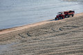 Free Tractor Beach Stock Photography - 24301032