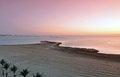 Free Morning Sea Sun Stock Images - 24301614