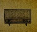 Free Radio Retro Stock Photography - 24312032