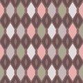 Free Seamless Diamond Shape Background Pattern Stock Photography - 24313372