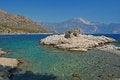 Free Wonderful Beach On Turkish Coast Stock Images - 24317814