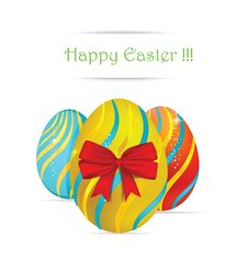 Free Elegance Happy Easter Egg Stock Photo - 24310600
