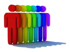Free Rainbow Royalty Free Stock Images - 24312819
