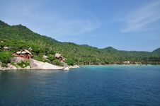 Free Paradise Island Stock Images - 24313814