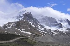 Free Canadian Rockies. Royalty Free Stock Image - 24314306