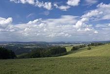 Free Summer Landscape Stock Image - 24317031