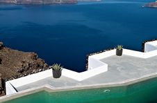 Free Santorini Island In Greece Stock Photos - 24317853