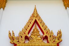 Free Thai Temple Royalty Free Stock Image - 24317966