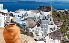 Free Santorini Island In Greece Royalty Free Stock Photos - 24322198