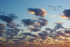 Free Beautiful Cloudscape Royalty Free Stock Photography - 24324927