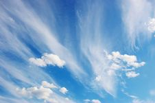 Free Beautiful Cloudscape Royalty Free Stock Photo - 24325085