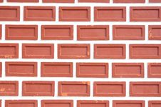 Free Red Brick Wall Stock Photos - 24327963