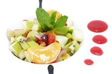 Free Fresh Fruit Salad Royalty Free Stock Image - 24328686