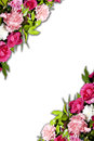 Free Flower Frame Stock Photography - 24332642
