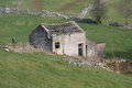 Free Disused Barn With No Roof Stock Image - 24334851
