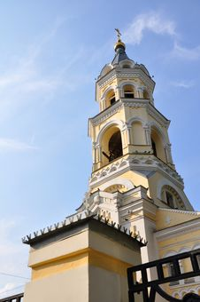 Free St. Andrew S Church. Stavropol Royalty Free Stock Photography - 24330617