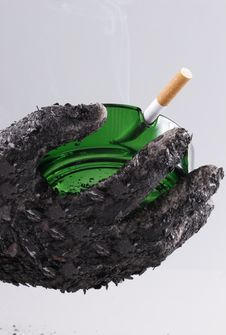 Free Let S Smoke! Stock Photography - 24331732