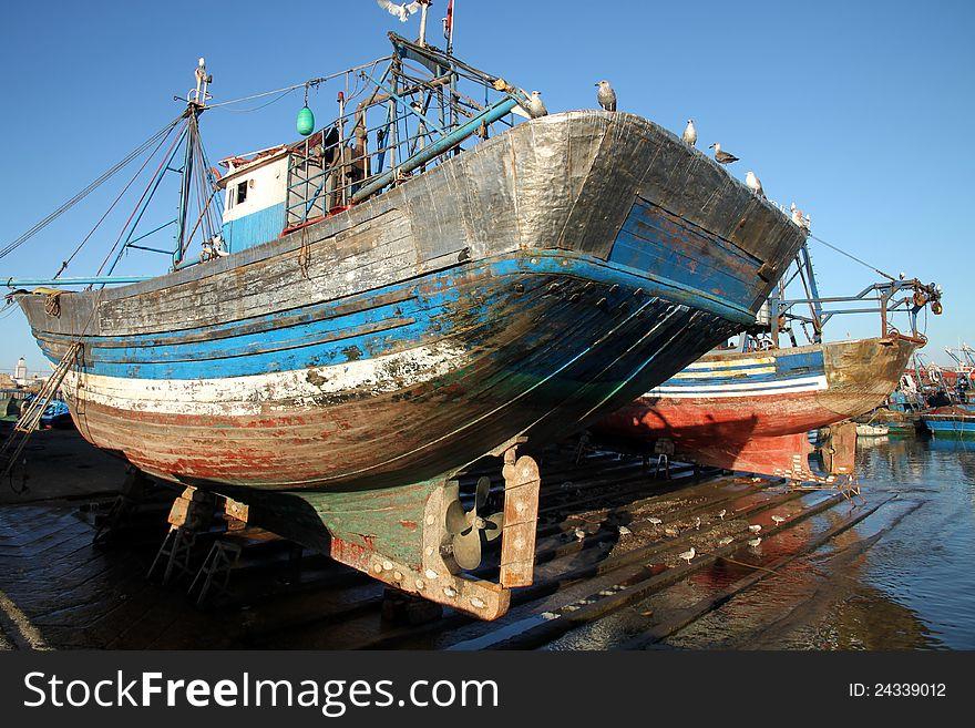 Port of Essaouira