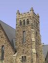 Free Square Stone Block  Tower Stock Image - 24340201