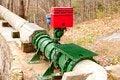 Free Water Pump Royalty Free Stock Image - 24344326