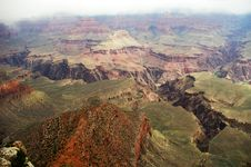 Free View Of Grand Canyon National Park Royalty Free Stock Photo - 24340405