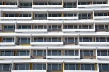 Free Block Flats Royalty Free Stock Images - 24343279