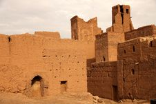 Free Inside Kasbah Royalty Free Stock Photo - 24344685