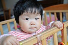 Free Baby Girl Royalty Free Stock Photos - 24347818