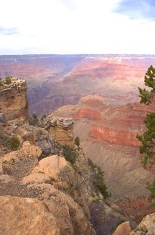 Free Grand Canyon Spectacle Royalty Free Stock Photo - 24347855