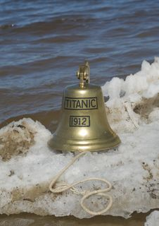 Free Ship Bell Of Titanic Ship Stock Photography - 24348832