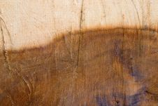 Abstract Wood Texture Royalty Free Stock Photos