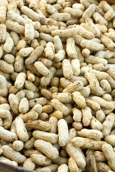 Free Close-up Of Some Peanuts Stock Photos - 24350123